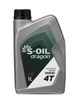 S-OIL dragon 4T SF