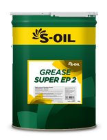 S-OIL GREASE SUPER EP