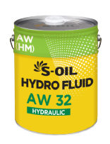 S-OIL HYDRO FLUID AW