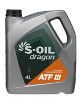 S-OIL dragon ATF