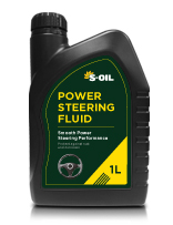 S-OIL Power Steering Fluid