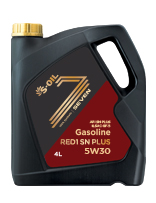 S-OIL 7 RED1 SN PLUS