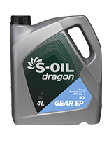 S-OIL dragon Gear EP