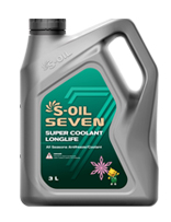S-OIL 7 SUPER COOLANT LL