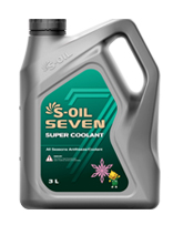 S-OIL 7 SUPER COOLANT