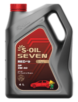 S-OIL 7 RED #9 SP
